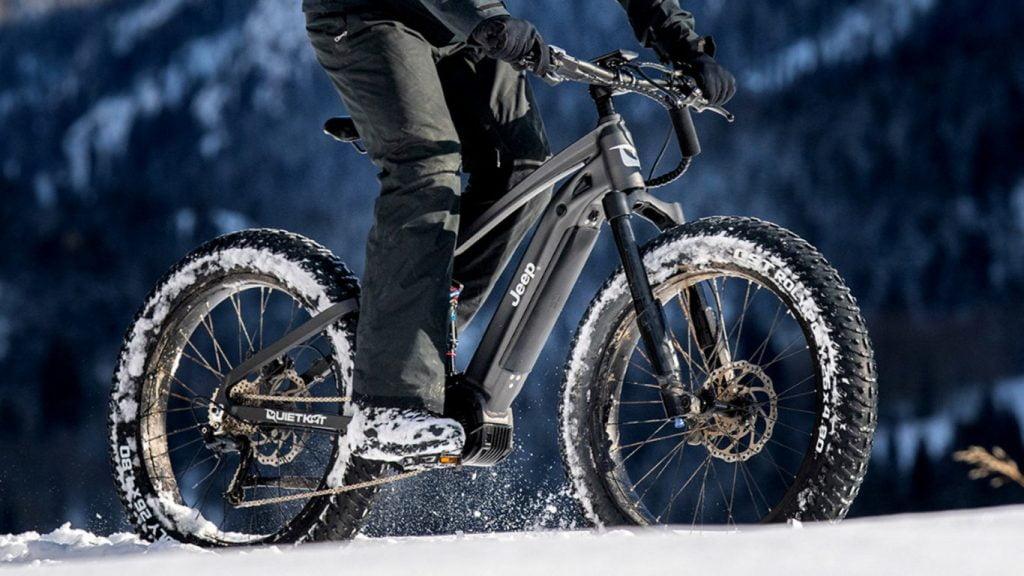 Jeep e-Bike. Cea mai puternică bicicletă electrică off-road
