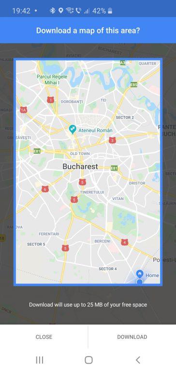 google maps fără internet Screenshot_20200203-194227_Maps