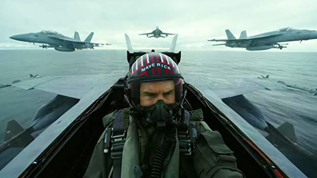 Top Gun: Maverick. Un nou trailer video cu noul film cu Tom Cruise