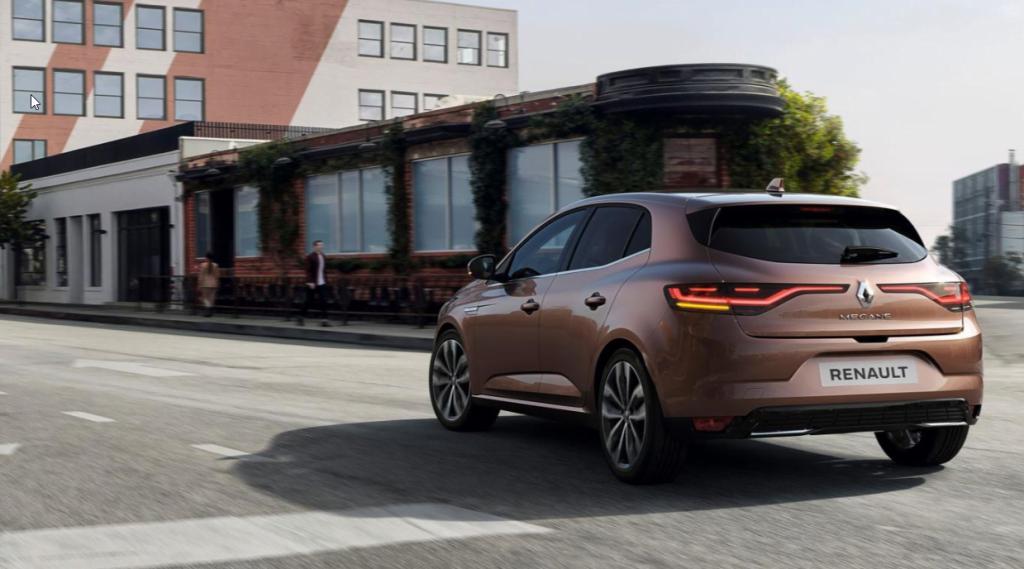 Noua generaţie Renault Megane 2020. Primul plug-in hybrid