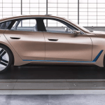 BMW i4. Cel mai spectaculos sedan electric anunțat în 2020