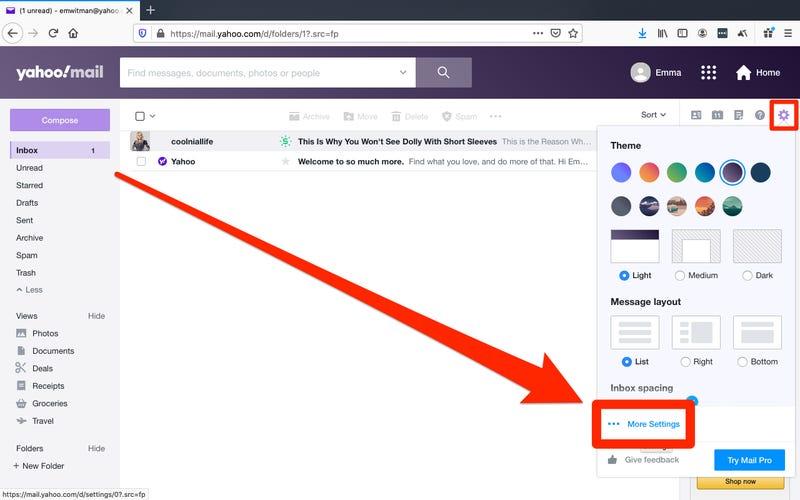 cum să scapi de e- mailuri de tipare a site- ului