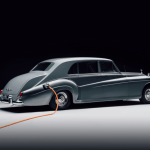 Alternativă la Tesla? Lunaz Rolls-Royce Phantom, un spectaculos model clasic primește un motor electric