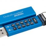 Kingston DataTraveler 2000. Un stick USB cu criptare, de 128 GB