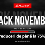 "Black Friday la Allview. ""Cumperi 1, Primești 2"""
