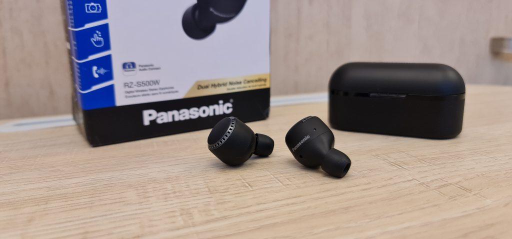 Review Panasonic RZ-S500W. Căști wireless cu un sunet foarte bun