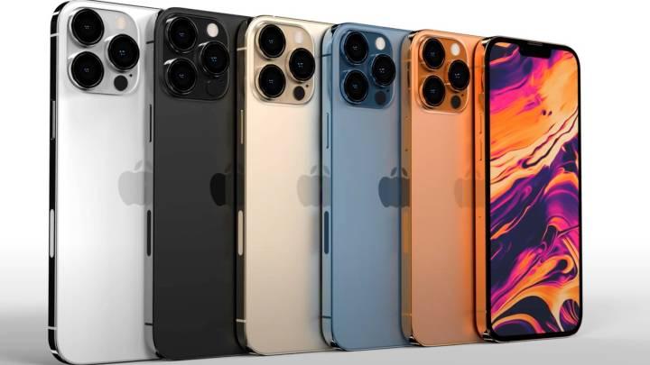 iPhone 13 ! Va avea piese produse de Samsung și LG